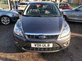 Ford Focus Zetec 1.6 petrol five door hatchback