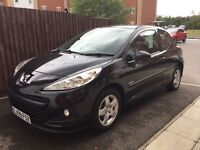 2010 Peugeot 207 verve low mileage unwanted gift for Mrs!!!!!