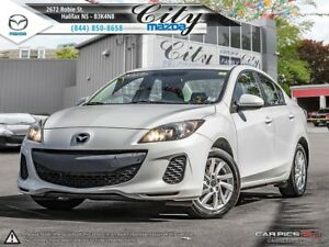2013 Mazda Mazda3 GS-SKY 6 SPEED, ZOOM ZOOM!