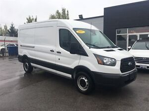 2017 Ford Transit T250 Mid Roof 148wb