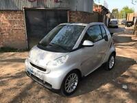 CONVERTIBLE SMART CAR FOR SALE! GRAN YOURSELF A BARGIN FOR THE SUMMER