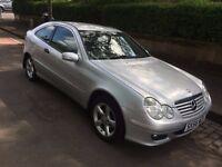Mercedes-Benz C Class FOR SALE £2500