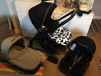 Graco evo Pram pushchair