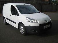 Peugeot Partner 1.6 HDI 75 TEPEE S One Owner FSH 27000 Miles