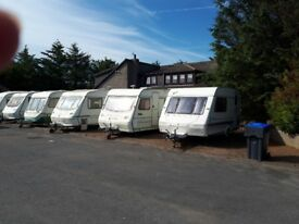 GOOD VALUE STARTER CARAVANS FROM £299
