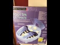 Foot Spa New