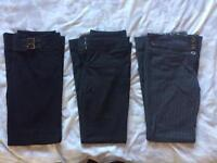 Size 10 work trousers