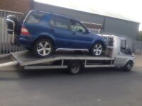 BREAKDOWN NATIONWIDE CAR RECOVERY TRANSPORTION COLLECTION/DELIVERY SERVICE BRADFORD LEEDS YORKSHIRE