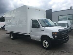 2017 Ford E-450 16'CUBE FIN OR LEASE FROM 4.99%OAC