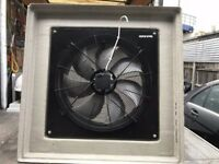 CATERING COMMERCIAL FLAT ROOF EXTRACTOR CANOPY FAN CAFE SHOP CUISINE RESTAURANT SHOP COMMERCIAL SHOP