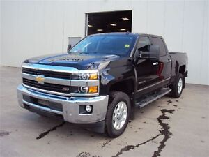 2015 Chevrolet SILVERADO 3500HD LTZ | Diesel | Heated Seats | Re