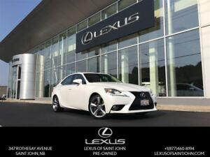 2014 Lexus IS 350 Sunroof!! AWD!!