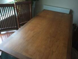 Dining table &4chairs