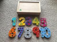 NEW Number Jigsaw Puzzles