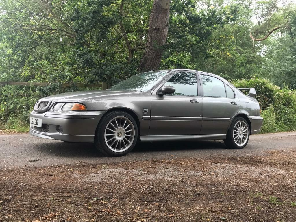 2003 Mg Zs 180 2 5 V6 Long Mot Zs180