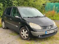 Renault Scenic 1.9 DCI HPI CLEAR