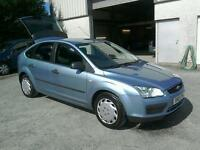 05 Ford Focus 1.4 LX 5 door Full Mot ( can be viewed inside anytime)