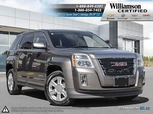 2011 GMC Terrain SLE**BACK UP CAM**ALLOYS**