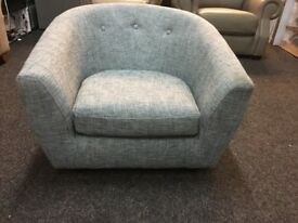New/Ex Display Dfs Accent Chair