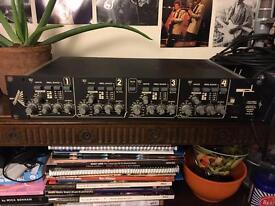 SPL OPTIMIZER 4 Band Mono EQ 2 Band Stereo EQ