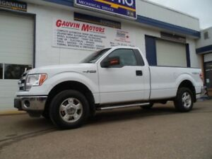 2014 Ford F-150 XLT 5.0L  8 FOOT BOX