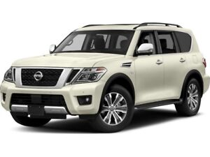 2018 Nissan Armada SL at