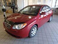 2009 Hyundai Elantra L  VITRE ELEC TRES BAS KM A BAS PRIX !!