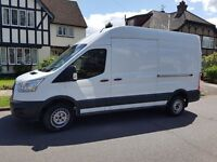 ford transit (new shape) NO V.A.T 2014 high roof long wheelbase 2.2 diesel