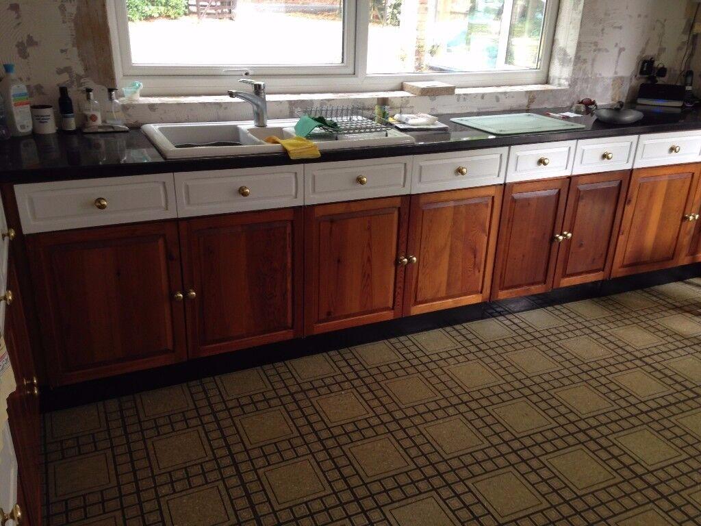 Bespoke Pine Kitchen Units