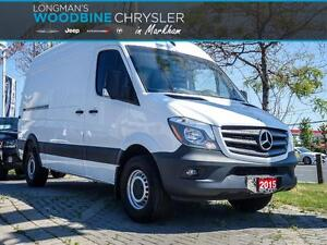 2014 Mercedes-Benz Sprinter 2500 144-in. WB High Top