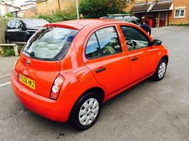 2006 Nissan Micra S 1.2 Manual 5 door