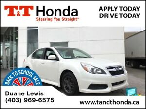 2014 Subaru Legacy 2.5i* LOW KM's, AWD, Heated Seats, Bluetooth/