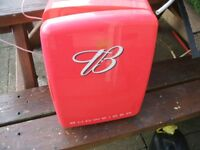 Budweiser Drinks Fridge