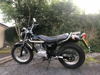 Suzuki Van Van RV125 Black, 2010, low mileage, 9 months MOT, just serviced