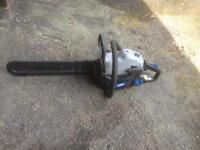 Mac alister chainsaw