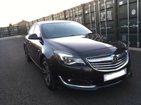 Black Vauxhall Insignia 2.0 CDTi Limited Edition 5dr