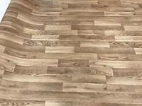 Vinyl flooring wood effect