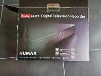 Humax Freeview + HD Digital Recorder.