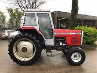 1988 Massey Ferguson 390 12 Speed 2wd