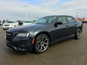 2018 Chrysler 300 S RWD *Backup Cam* *Heat Leather* *Projection*
