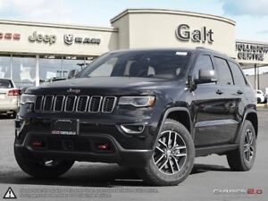 2017 Jeep Grand Cherokee TRAILHAWK 4X4 DEMO | NAV 8.4TOUCH LEATH