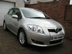 TOYOTA AURIS TR 2.0 D-4D IMMACULATE CONDITION FULL SERVICE HISTORY WITH CURTIS TOYOTA BALLYMENA