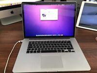 """MacBook Pro 15"""" 2015 model"""