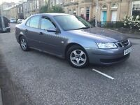 2007 SAAB 9-3 LINEAR TID FULLY AUTOMATIC 6 SPEED GEARBOX-- MOT TILL APRIL 2017-- MINT CONDITION