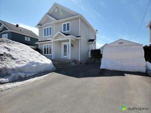 379 000$ - Maison 2 étages à vendre à L'Ancienne-Lorette