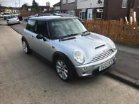 Mini Cooper S 1.6 SUPERCHARGED **P/X WELCOME**