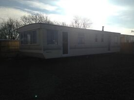 Mobile home static 3 bedroom for rent in the Romford area in excellent condition everything works