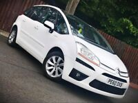 **6 MONTH WARRANTY** CITROEN C4 PICASSO 1.6 HDI DIESEL 12 MONTH MOT SERVICE HISTORY