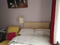 Double room including bills close to station