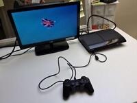 SONY PLAYSTATION SLIM SUPERSLIM PS3 CONSOLE BUNDLES 320 500GB GAMES GTA5 CALL OF DUTY BLACK OPS FIFA